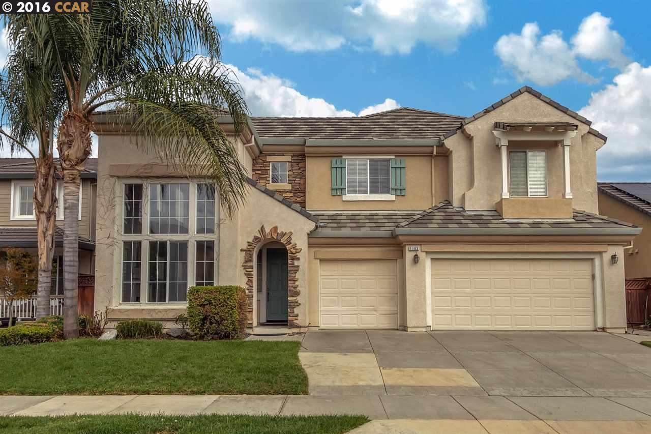 Single Family Home for sale in 1103 Windhaven CT, BRENTWOOD, California ,94513