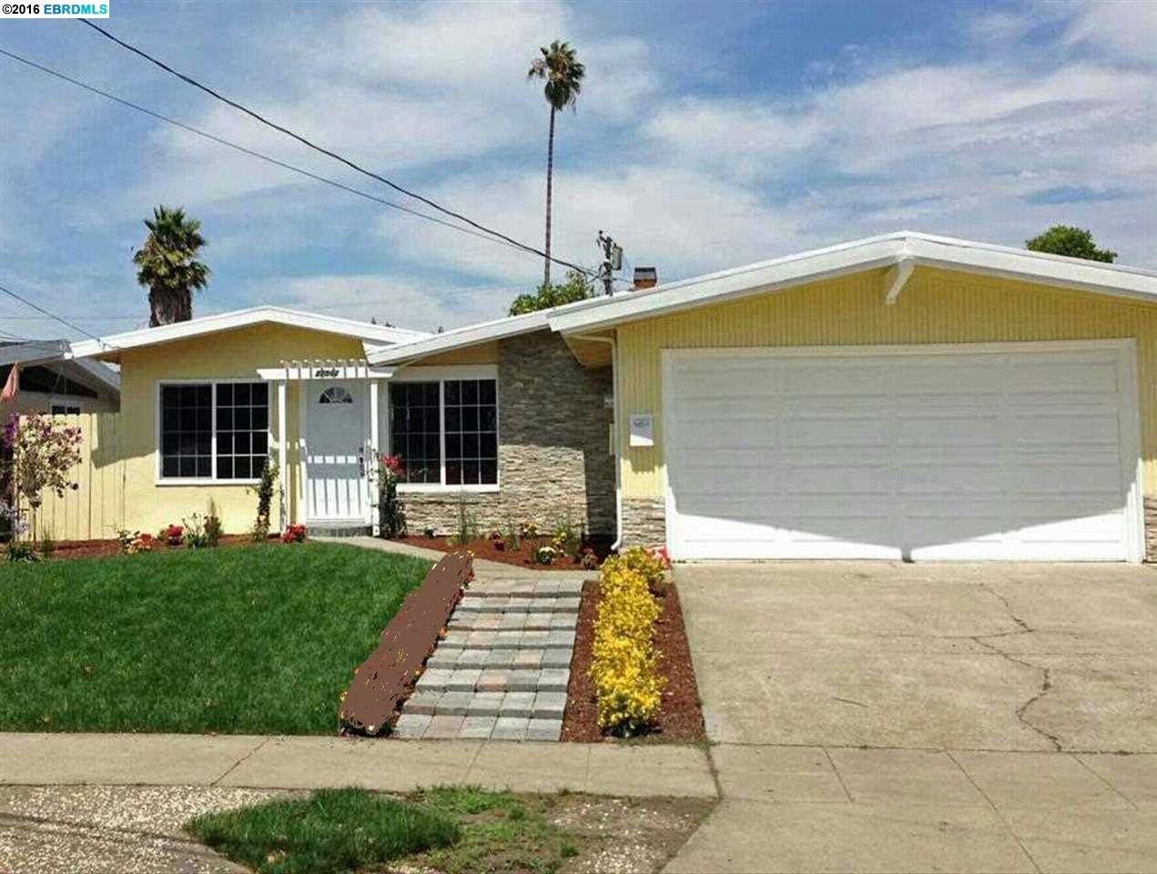 Single Family Home for sale in 27562 MIAMI AVE, HAYWARD, California ,94545