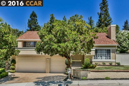 Single Family Home for sale in 155 MOUNT KENNEDY DR, MARTINEZ, California ,94553