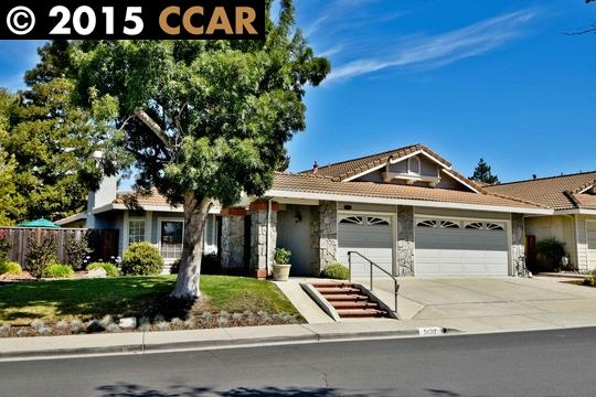 Single Family Home for sale in 5130 CANYON CREST DR., SAN RAMON, California ,94582
