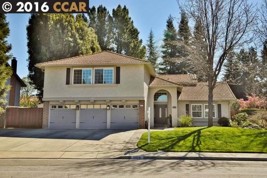 Single Family Home for sale in 2978 ASCOT DR., SAN RAMON, California ,94583