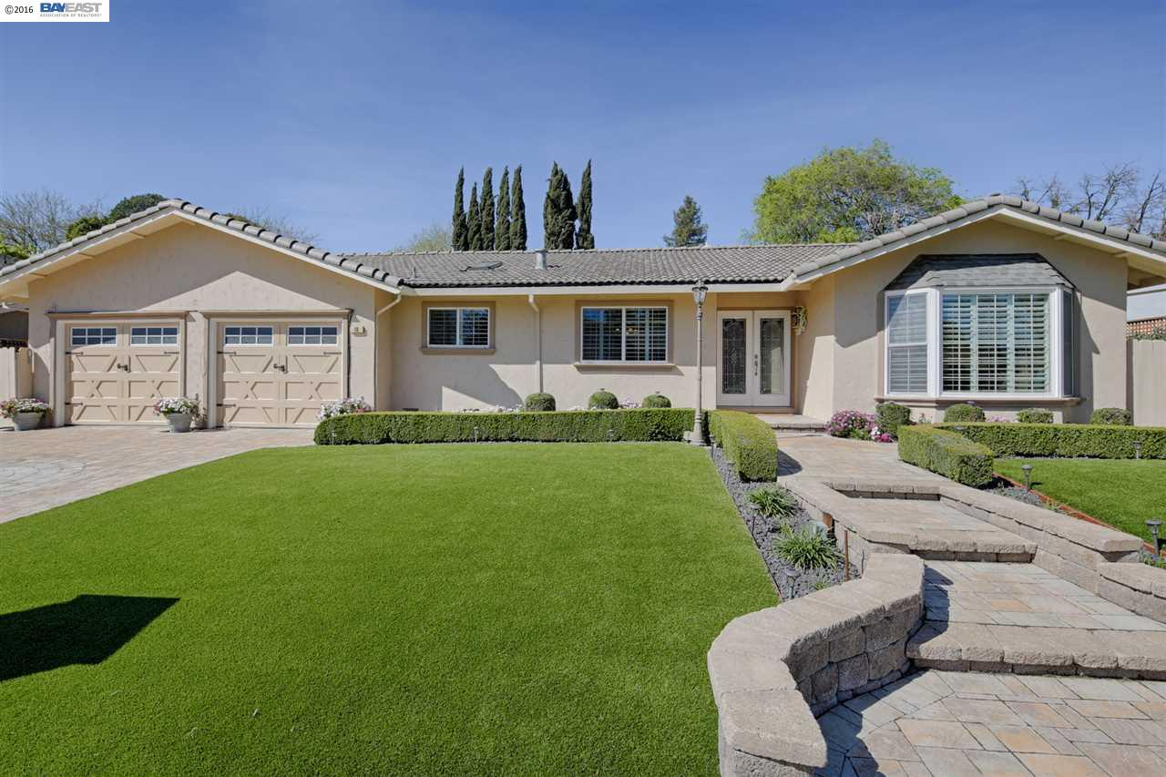 Single Family Home for sale in 18 MEESE CIR, DANVILLE, California ,94526