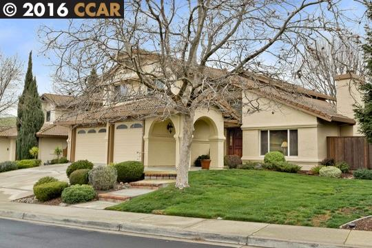 Single Family Home for sale in 5140 CANYON CREST DR., SAN RAMON, California ,94582