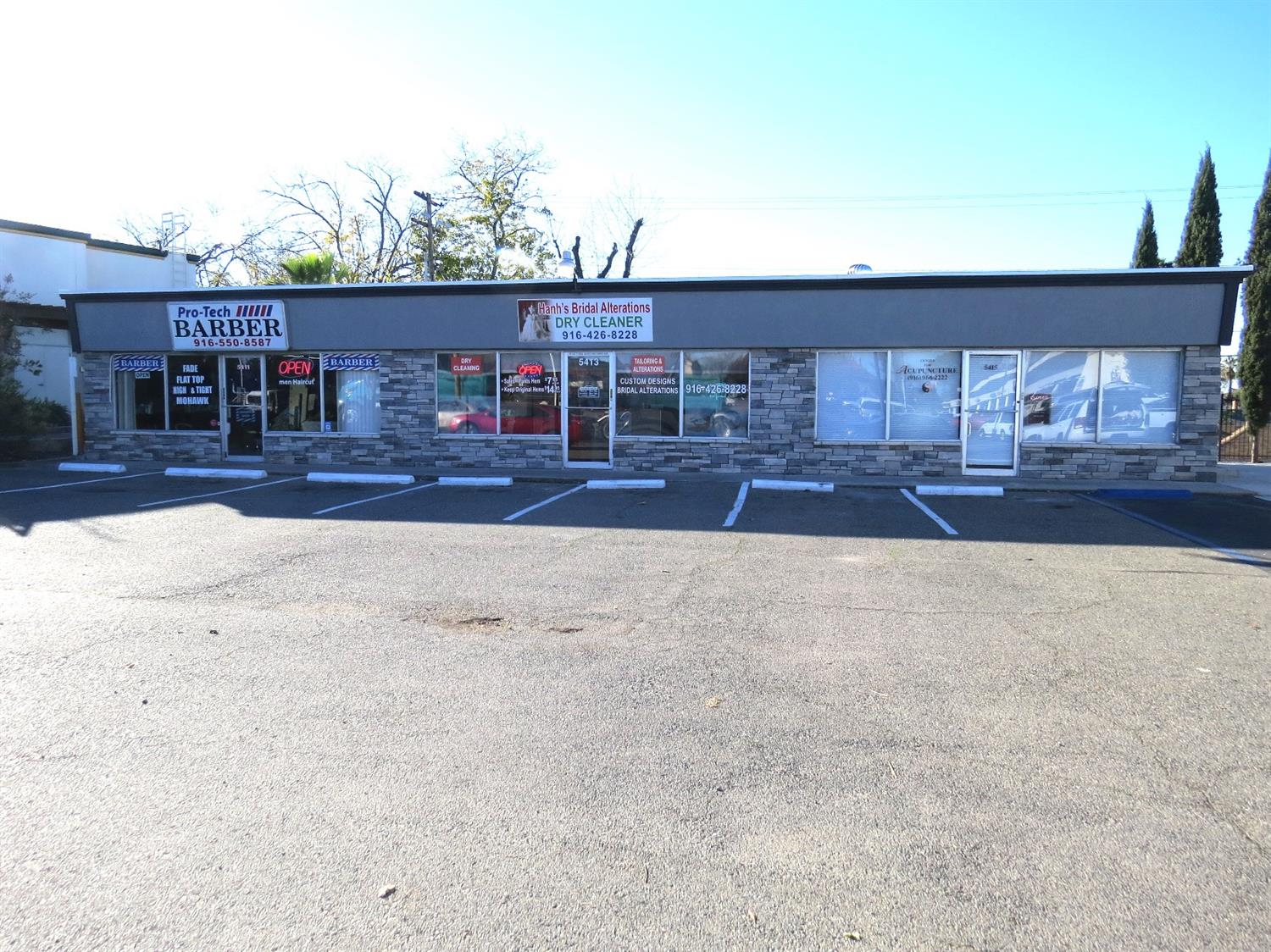 Commercial for sale in 5411 San Juan Avenue, Citrus Heights, California ,95610