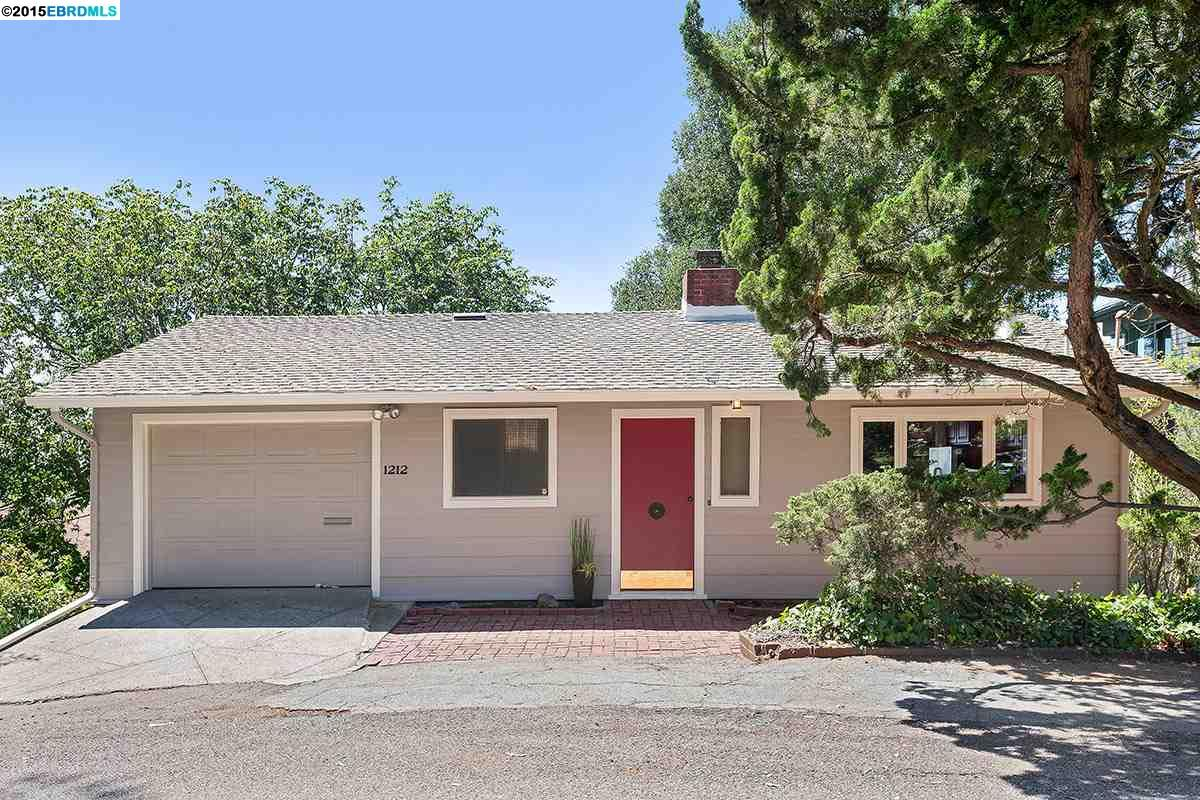 Single Family Home for sale in 1212 QUEENS RD, BERKELEY, California ,94708