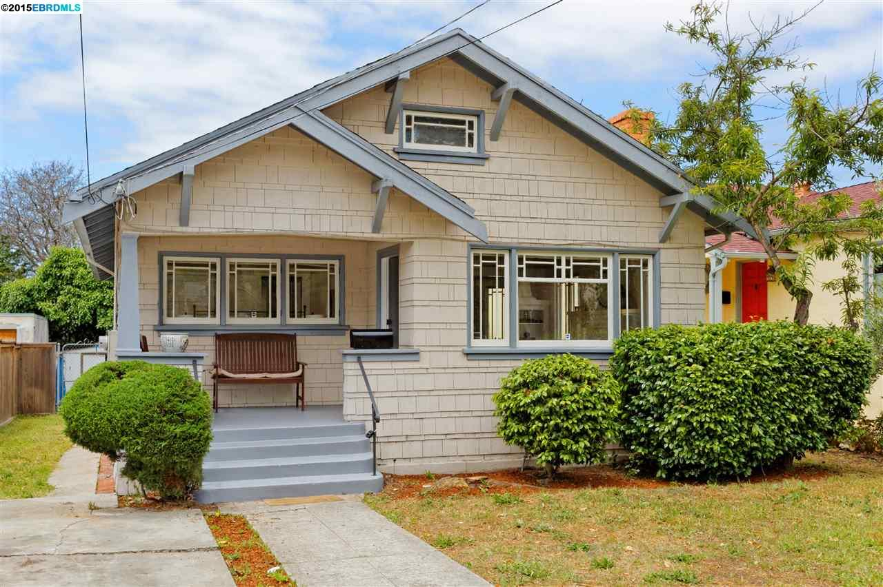 Single Family Home for sale in 1346 ORDWAY ST, BERKELEY, California ,94702