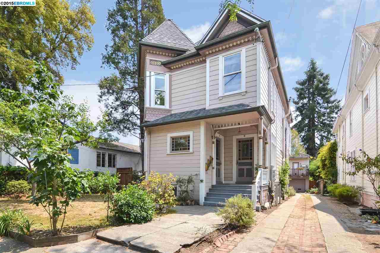 Townhouse/Row House for sale in 2028 FRANCISCO ST, BERKELEY, California ,94709
