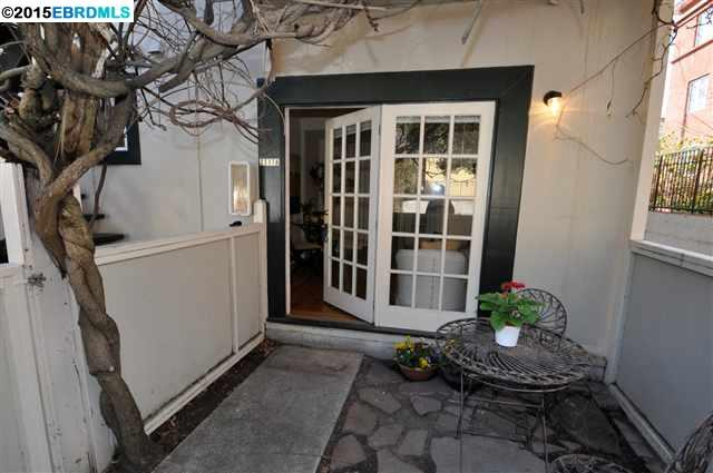 Townhouse/Row House for sale in 2117A DELAWARE ST, BERKELEY, California ,94709