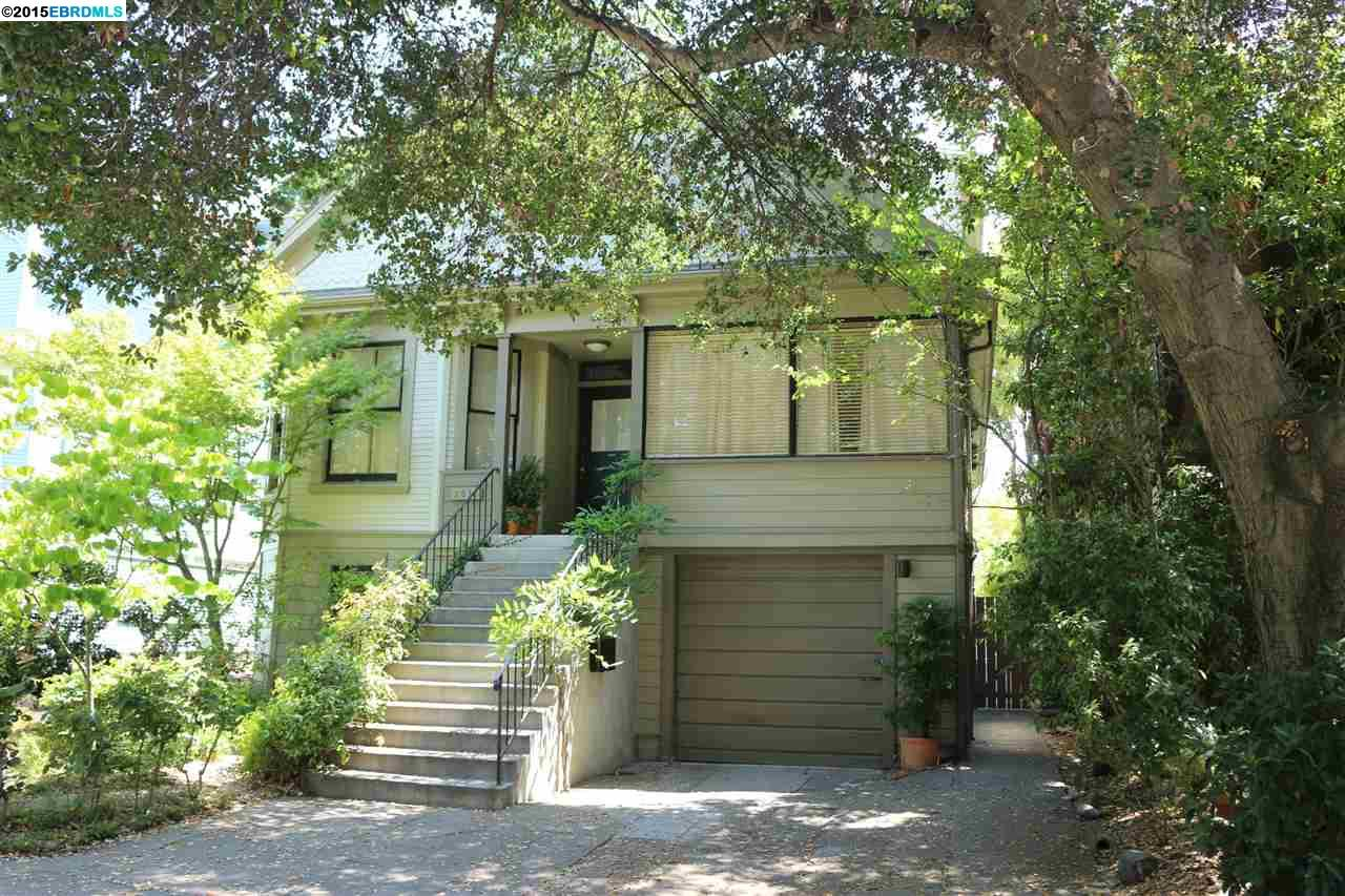 Townhouse/Row House for sale in 2615 BENVENUE AVE, BERKELEY, California ,94704