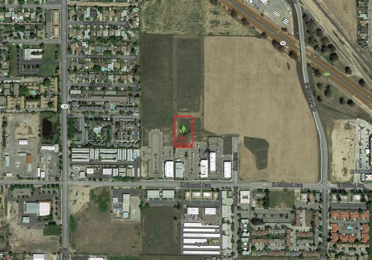 Land for sale in 0 E Almond Avenue, Madera, California ,93637