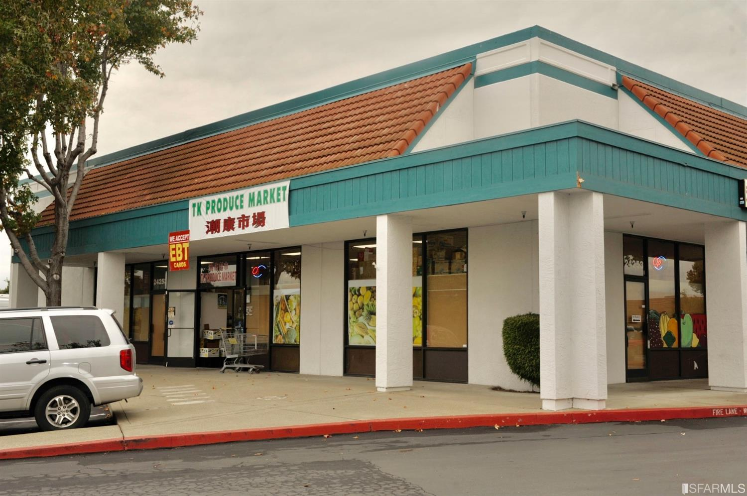 Commercial for sale in 24253 Hesperian Boulevard, Hayward, California ,94545