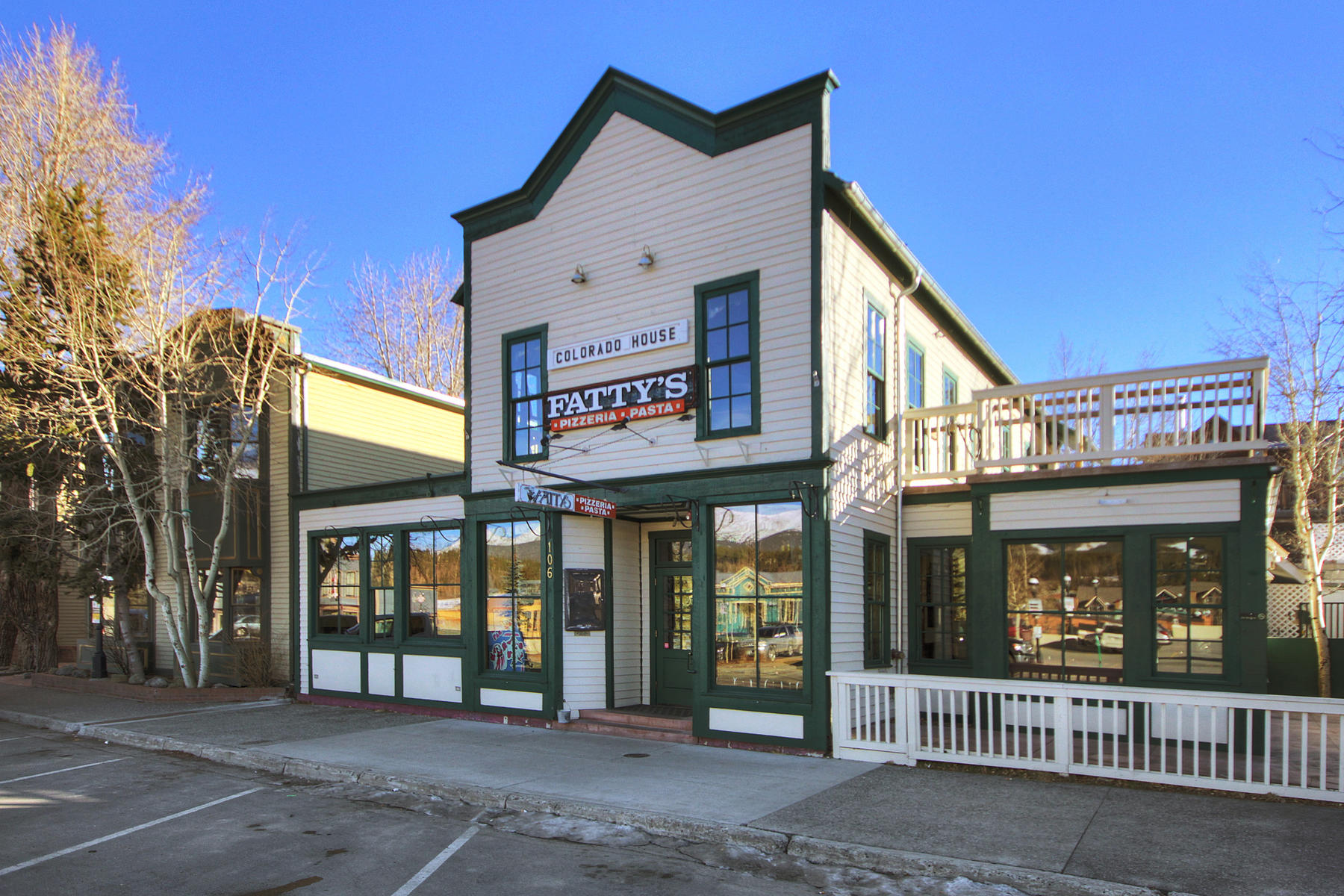 Commercial for sale in 106 S. Ridge, Breckenridge, Colorado ,80424