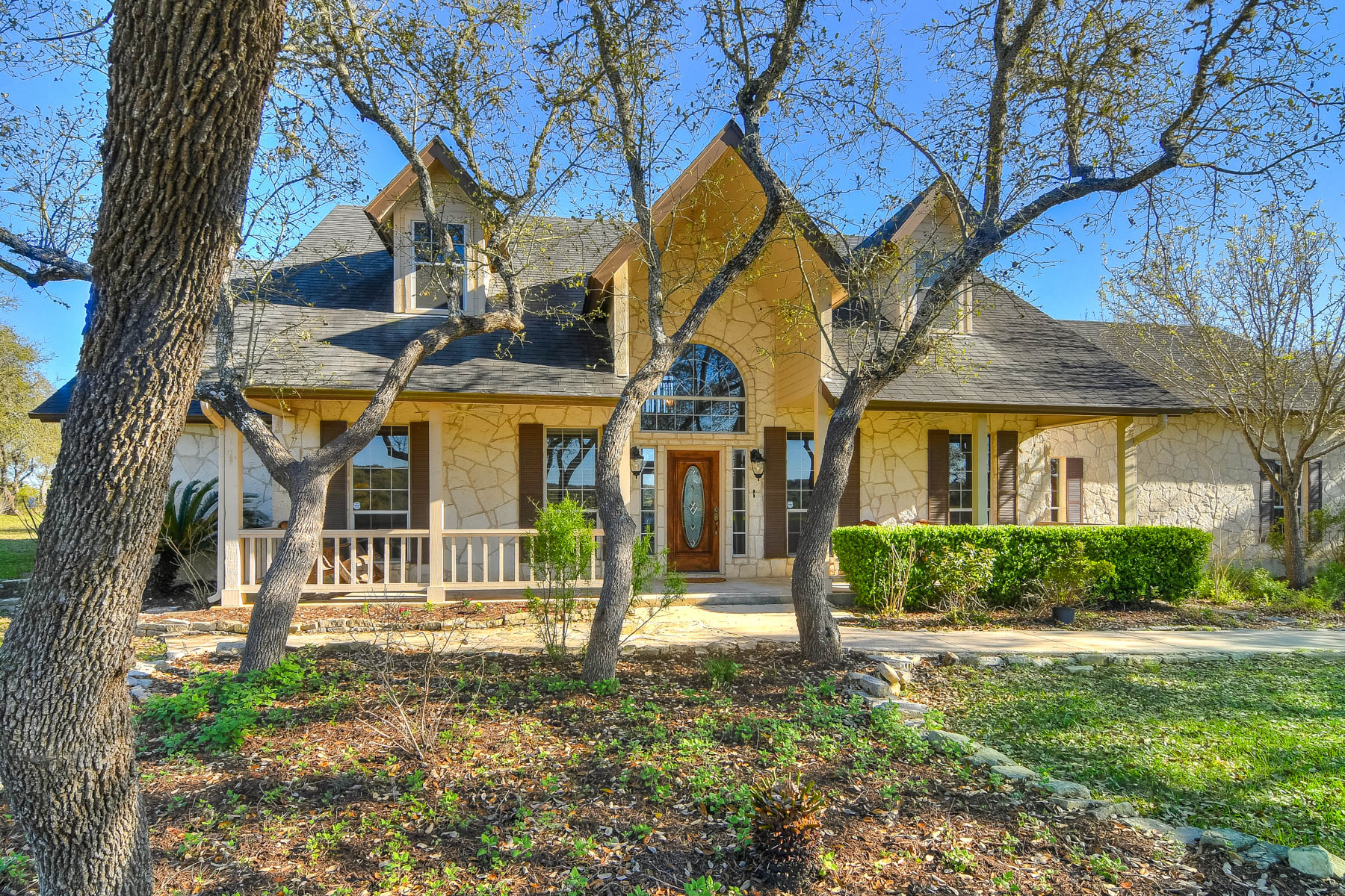 Single Family Home for sale in 1481 Old Boerne Rd, Bulverde, Texas ,78163