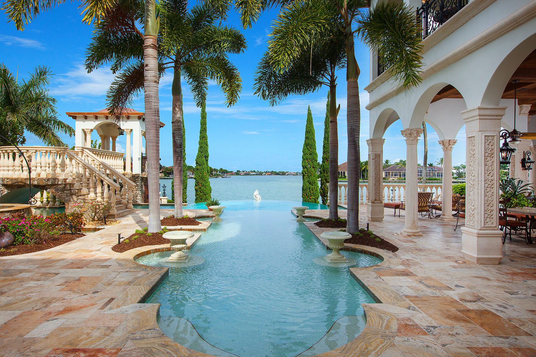 Single Family Home for sale in 1440 Caxambas Ct, Marco Island, Florida ,34145