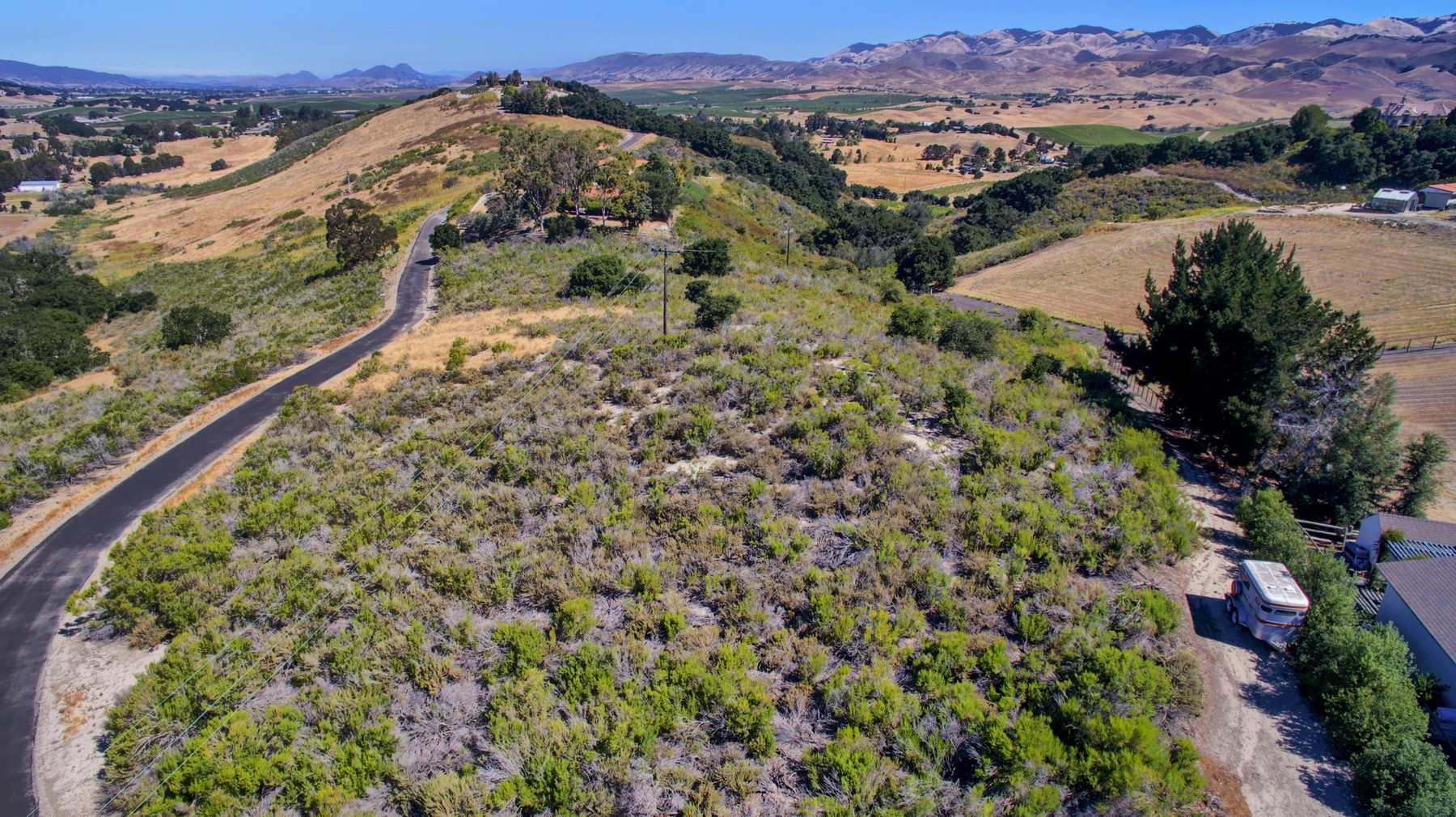 Land for sale in 1905 Corbett Canyon, Arroyo Grande, California ,93420