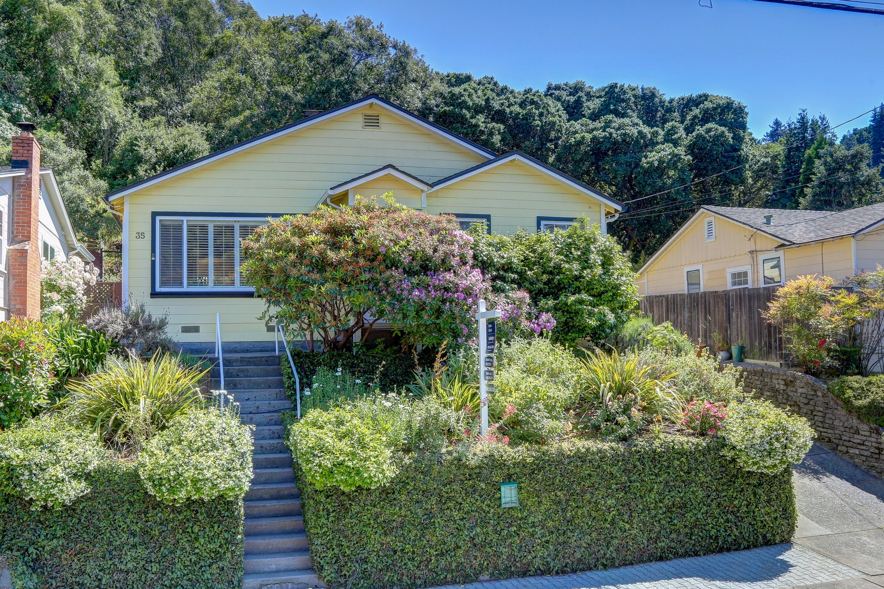 Single Family Home for sale in 35 Greenfield Avenue, San Rafael, California ,94901