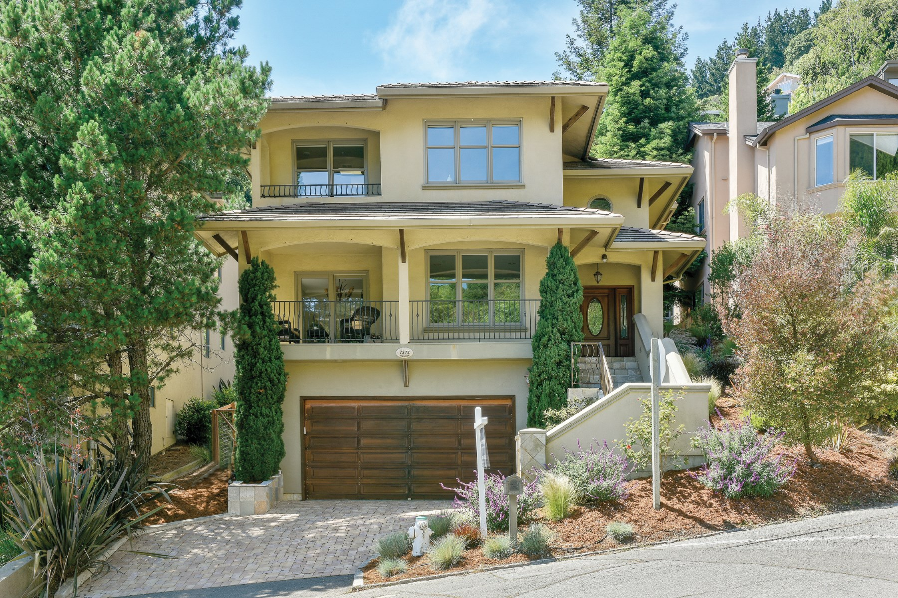 Single Family Home for sale in 7272 Buckingham Blvd, Berkeley, California ,94705