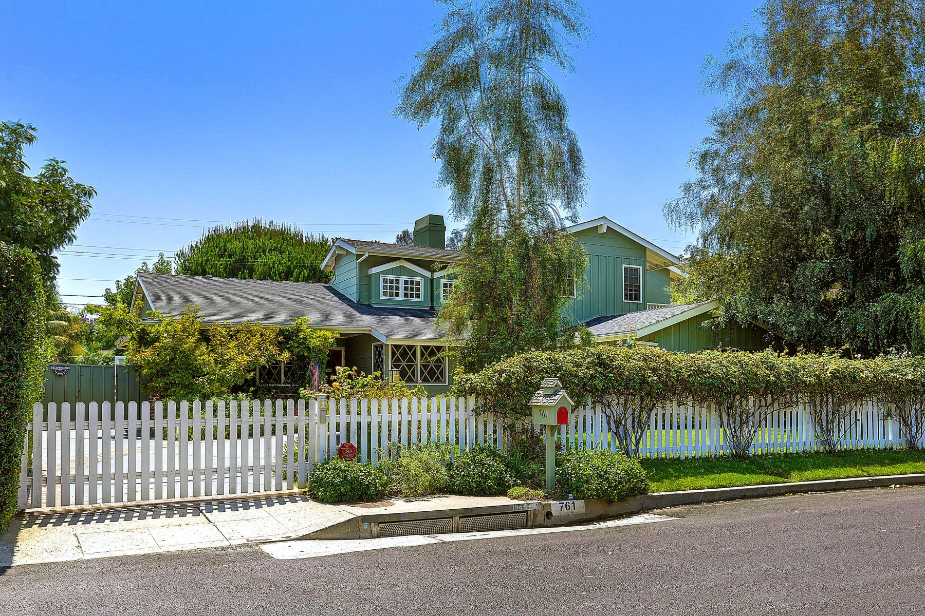 Single Family Home for sale in 761 Lockearn Street, Los Angeles, California ,90049
