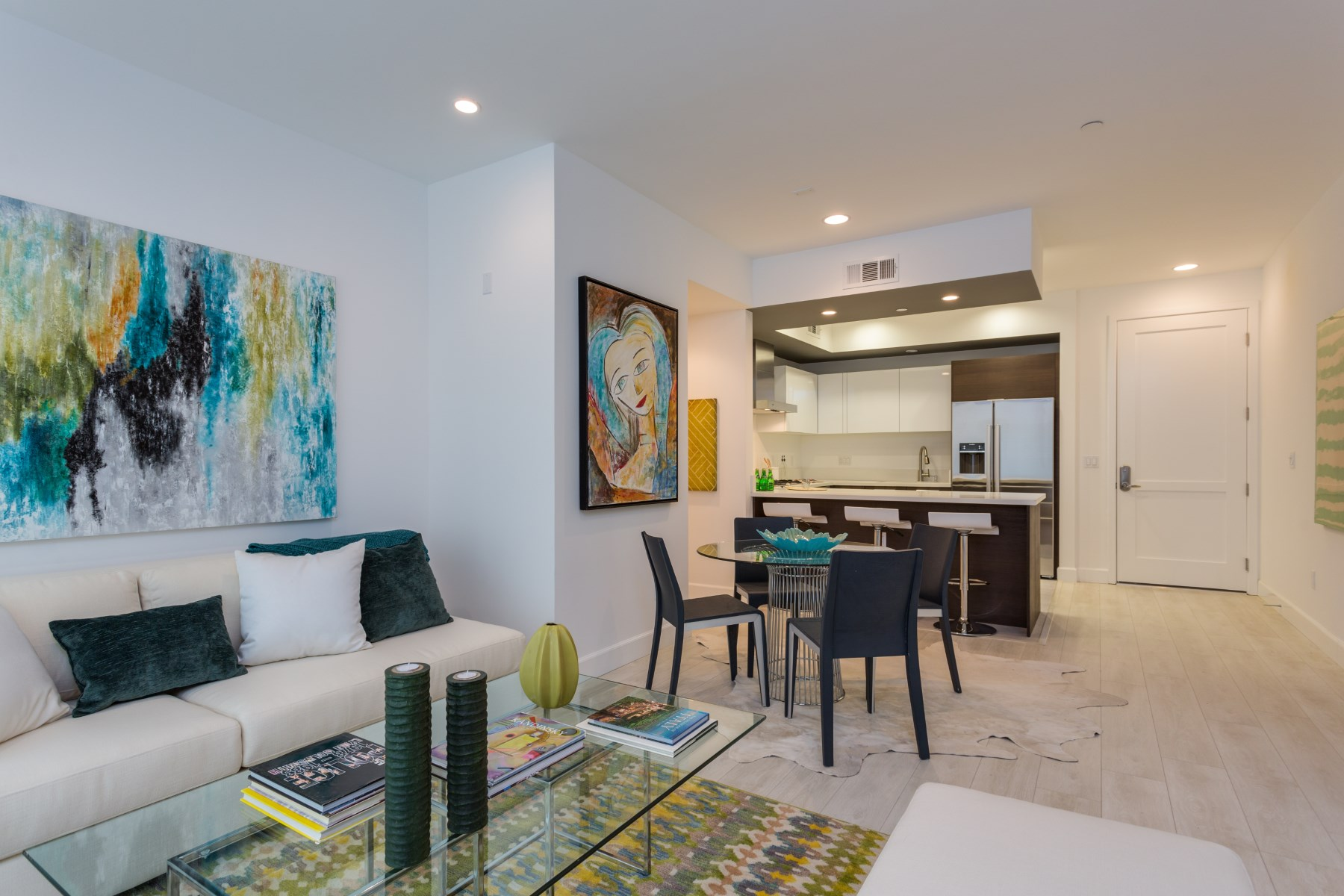 Apartment for sale in 118 South Kenwood Street Unit #104, Glendale, California ,91205
