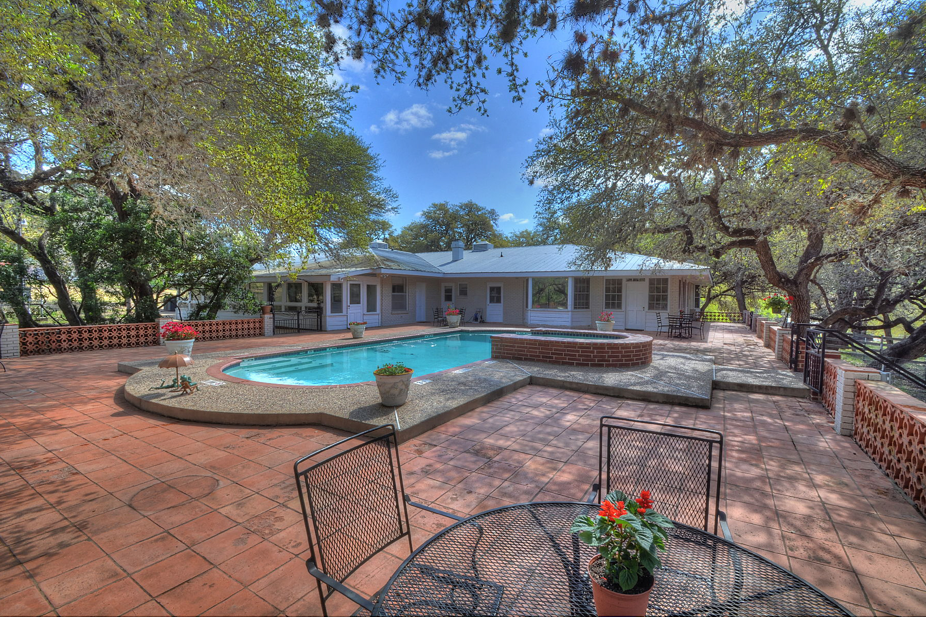Farms & Ranches for sale in 1851 Ponderosa Dr, New Braunfels, Texas ,78132