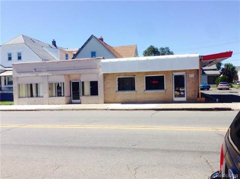 Commercial For Sale in 9335 CONANT ST, Hamtramck, Michigan ,48212-3505