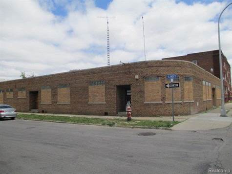 Commercial For Sale in 3501 Caniff St, Hamtramck, Michigan ,48212-3126