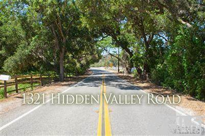 House for sale in 1321 Hidden Valley Road, Thousand Oaks, California ,91361-5048