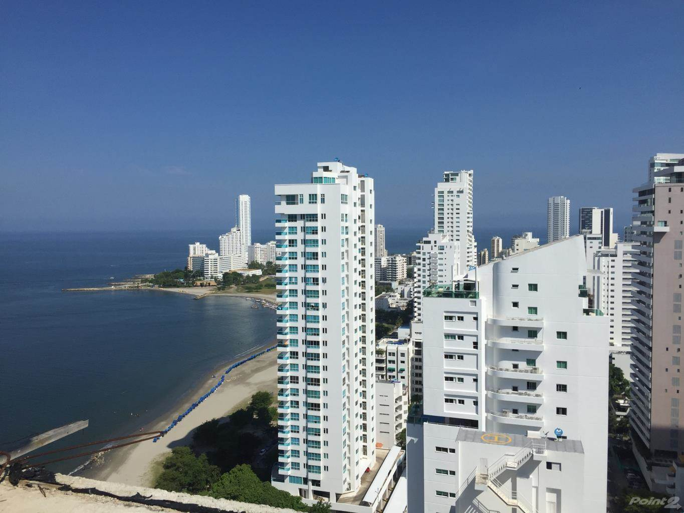 Residential For Sale in En Cartagena venta de apartamentos con vista al mar, Cartagena De Indias, Bolivar ,130001  , Colombia