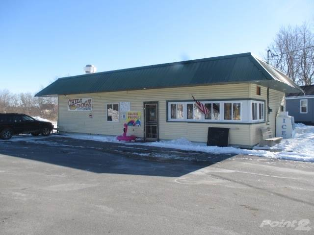 Commercial for sale in 137 W Main St, Gouverneur, NY ,13642