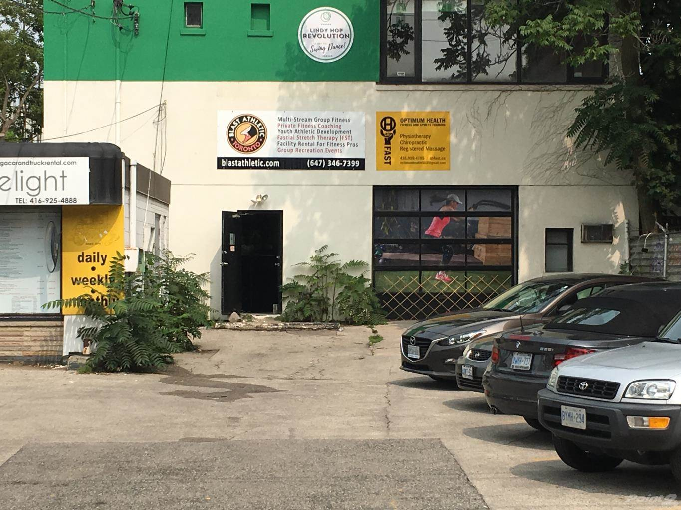 Commercial for lease in 374 Dupont Street, Toronto, Ontario ,M5R1V9  , Canada