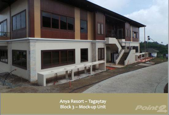 Residential For Sale in Anya Resort and Residences, Tagaytay, Metro Manila ,4120  , Philippines