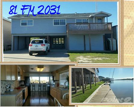 Residential For Sale in 3220 FM 2031, Matagorda, Texas ,77457