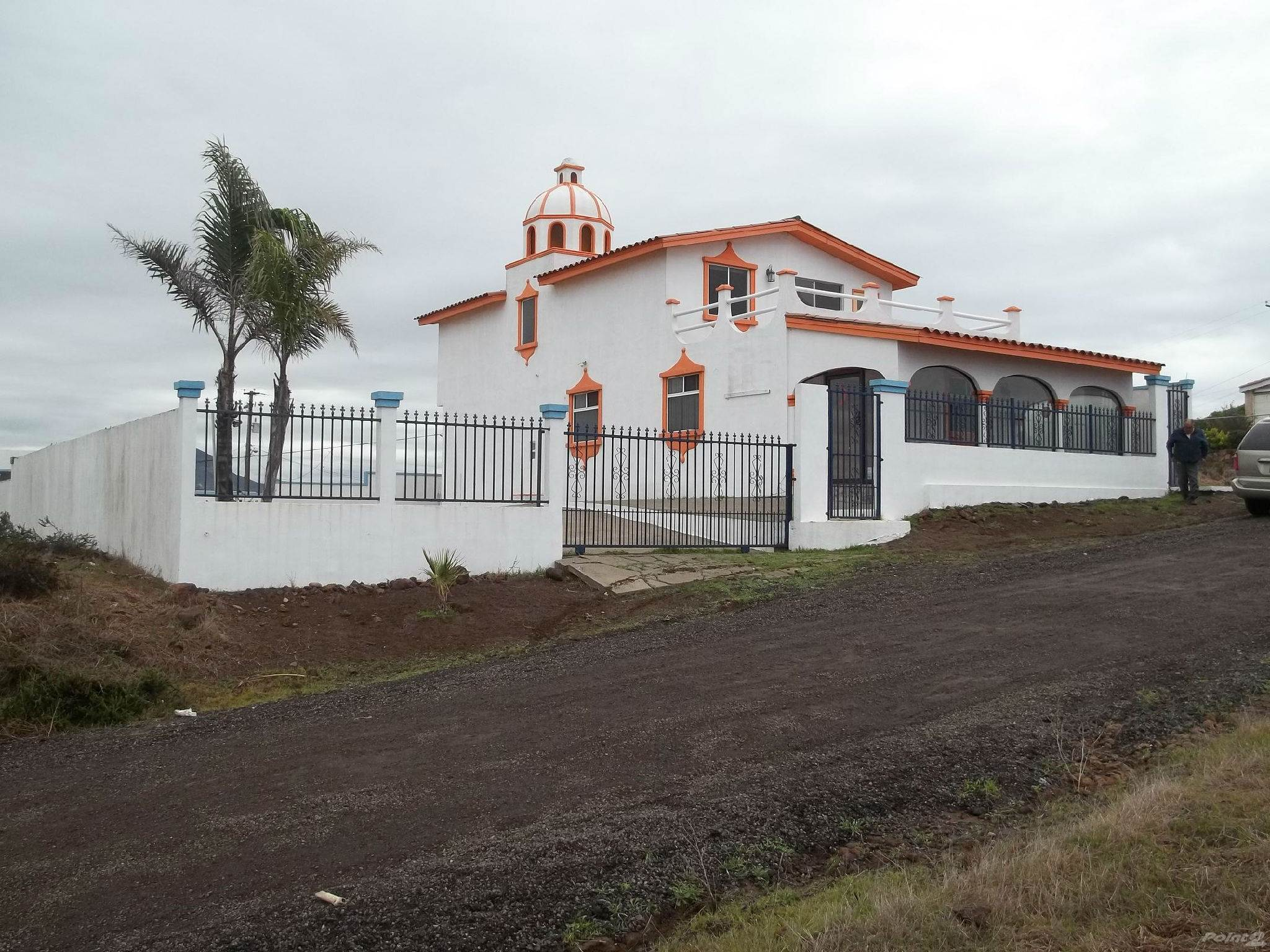 Residential For Sale in Big House For Sale, with 1,000 sq meters land, Playas de Rosarito, Baja California ,22710  , Mexico