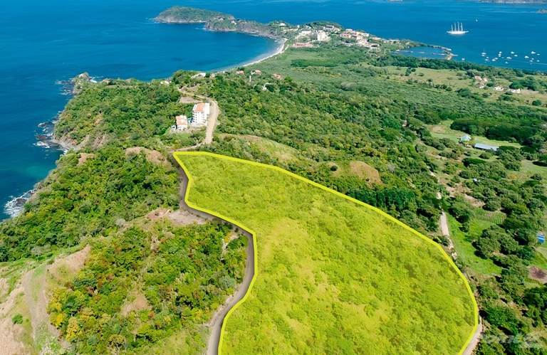 Residential For Sale in Flamingo Beach Development Land Ocean and Marina Views, Cabo Velas, Guanacaste ,50308  , Costa Rica