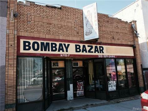 Commercial For Sale in 9715 CONANT ST, Hamtramck, Michigan ,48212-3306