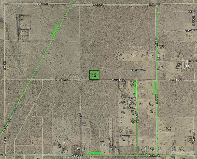 Land for sale in 6401 Maxwell Ave, Mojave, California ,93501