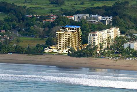 Condominium for sale in Villa Montana Nov 2106, beach front project now under construction, Jaco, Puntarenas ,61101  , Costa Rica