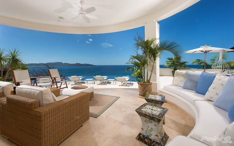 Residential For Sale in Stunning Beachfront Estate Playa Flamingo, Cabo Velas, Santa Cruz, Guanacaste, Costa Rica, Playa Flamingo, Guanacaste   , Costa Rica