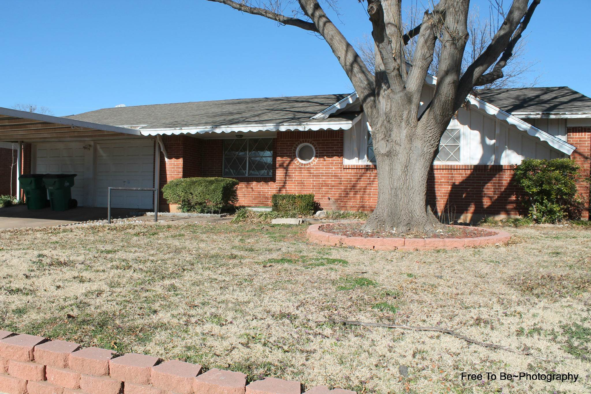 Residential For Sale in 1100 Lincoln St, Iowa Park, Texas ,76366