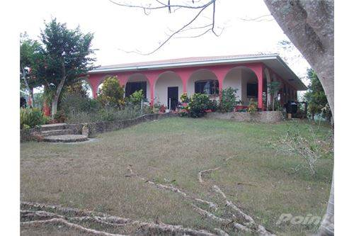 Residential For Sale in # 2154 - THREE BEDROOM HOUSE + 92 ACRES + 1/2 MILE, Chial, Cayo   , Belize