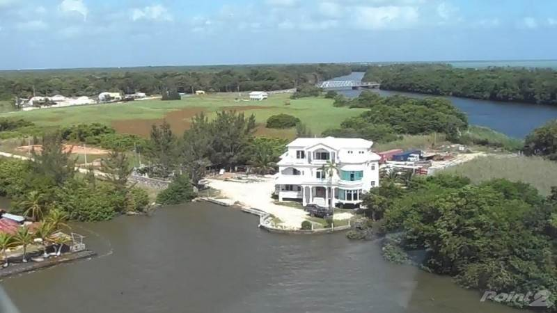Residential For Sale in Luxury Waterfront Home with amazing sea views on Moho Bay, Belize City, Belize, Belize City, Belize   , Belize