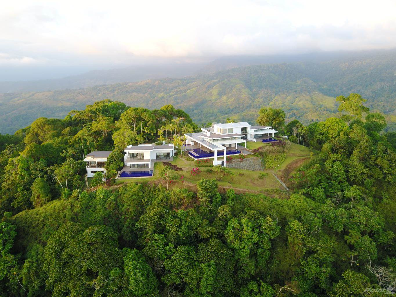 Residential For Sale in Chateau Montage New Luxury Estate in the Escaleras of Dominical, Dominical, Puntarenas   , Costa Rica