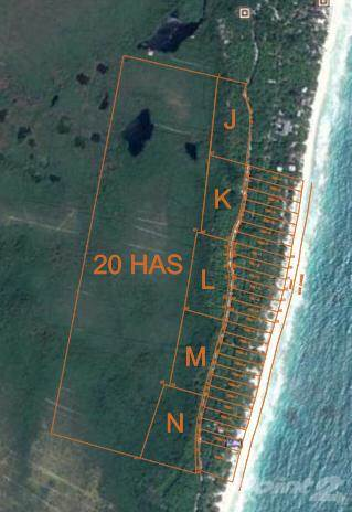 Residential For Sale in LAND IN TULUM, Tulum, Quintana Roo ,77770  , Mexico
