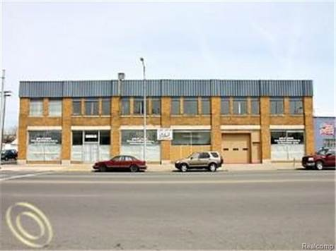 Commercial For Sale in 11500 Joseph Campau ST, Hamtramck, Michigan ,48212-3051