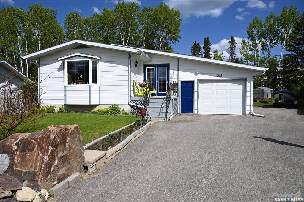 Residential For Sale in 1315 Houghton PLACE, La Ronge, Saskatchewan ,S0J 1L0  , Canada
