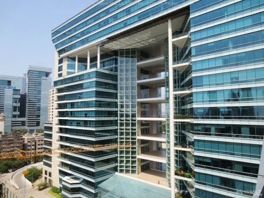 Commercial for lease in One Indiabulls Centre, Opp Kamala Mill, Jupiter Mill Compound, Lower Parel (West), Mumbai, Maharashtra ,400013  , India