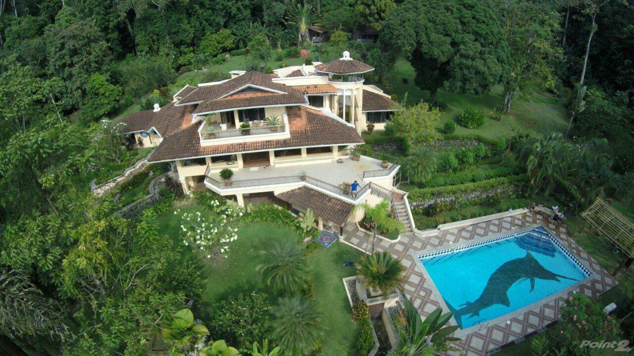 House for sale punta encanto golfito puntarenas costa for Mansions in costa rica