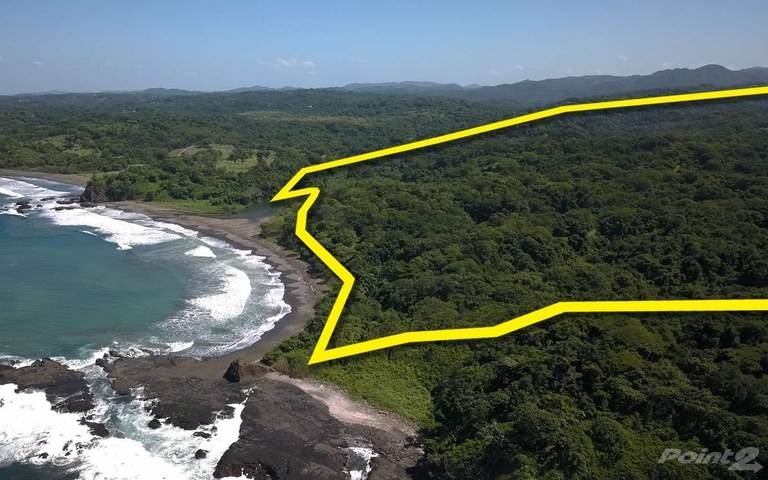 House for sale Cuajiniquil, Costa Rica San Juanillo Beach Front
