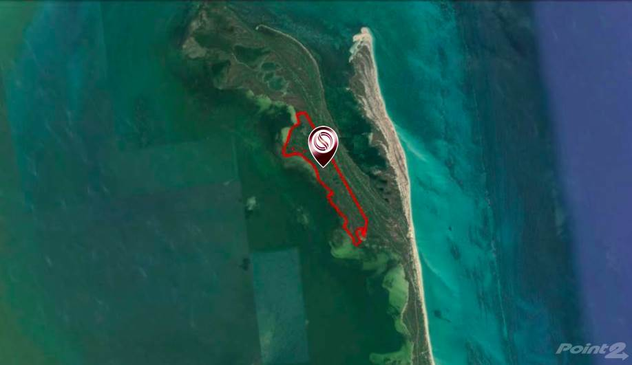 Residential For Sale in Macrolot, oceanfront hectares, in Isla Blanca, mixed land use for sale in Cancun., Isla Mujeres, Quintana Roo ,77500  , Mexico