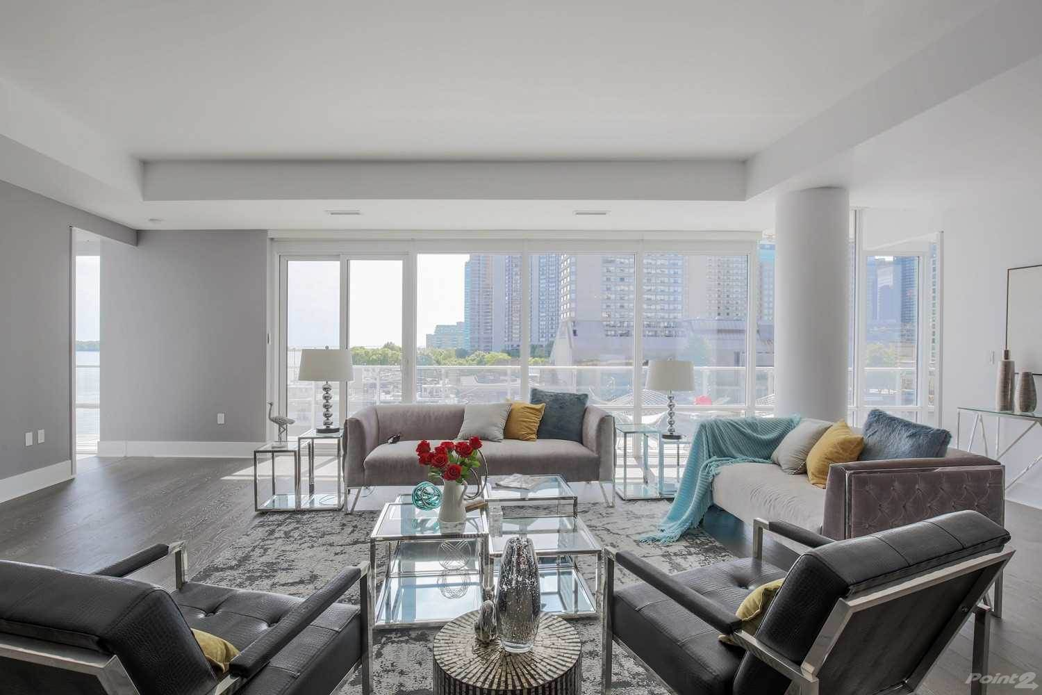 Residential For Sale in 29 Queens Quay East Toronto ON CA, Toronto, Ontario   , Canada